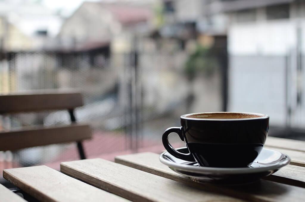 Kaffeehaus Platzhalter